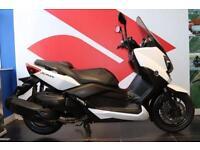 2013 63 YAMAHA X-MAX 400 YP 400 WHITE