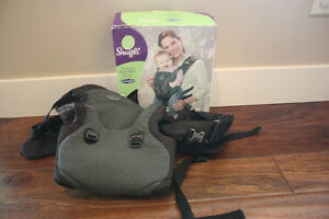 Snugli  Evenflo  Front and Back soft carrier