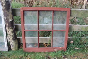 Lot of Old Wooden Frame Windows London Ontario image 6