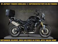 2013 13 TRIUMPH TIGER 800 800CC 0% DEPOSIT FINANCE AVAILABLE