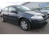2006 06 RENAULT MEGANE 1.4 AUTHENTIQUE 16V 5D 100 BHP