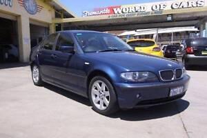 2004 BMW 318i Sedan South Fremantle Fremantle Area Preview