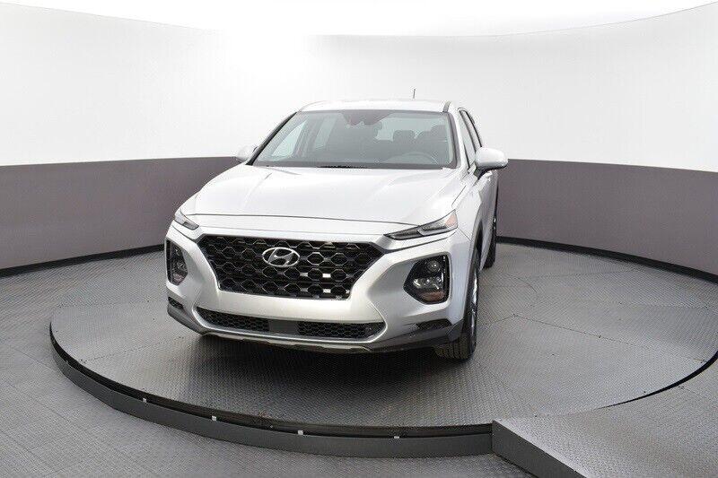 Image 8 Coche Americano usado Hyundai Santa Fe 2019
