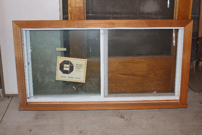 BASEMENT WINDOW CASEMENT $125