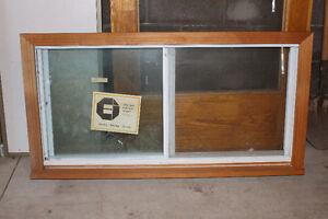 BASEMENT WINDOW CASEMENT $120