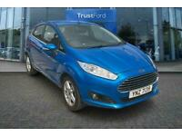 2013 Ford Fiesta 1.25 82 Zetec 5dr- LED Day Time Running Lights, Heated Windscre