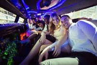 Mississauga Oakville Luxury limo Brampton Woodbridge limousine