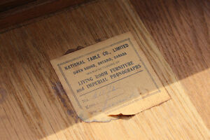 Antique Dining Table and Chairs Kitchener / Waterloo Kitchener Area image 3