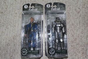 Fallout 4: Collector's Edition Figures x2 by Funko