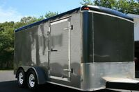 2009 7x14 Cargo,Utility Trailer. In excellent shape.