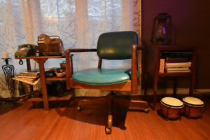 Retro Frank Doerner & Sons Office Chair