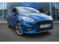 2020 Ford Fiesta 1.0 EcoBoost 125 ST-Line X Edition 3dr ** Factory Fitted Rear P