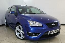 2007 56 FORD FOCUS 2.5 ST-2 3DR 225 BHP