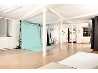 SPECIAL OFFER! Beautiful photography studio, EC1N 8LS