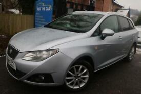 039dc9b6b7 2011 SEAT Ibiza 1.2 TDI CR ECOMOTIVE SE COPA Silver Long MOT Finance  Available