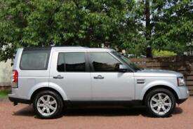 2010 Land Rover Discovery 4 3.0 TD V6 XS 4x4 5dr