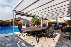 Patio Cover Sunroom Canopy Awning