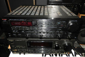 Cleaned/Serviced LUXMAN R-117 over 160 WPC Hi-fi Tank