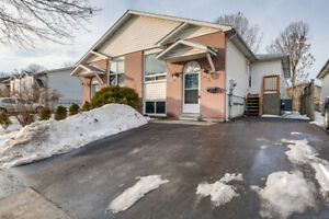 Immaculate $1550 + 60% Utilities - Upper level , Bowmanville
