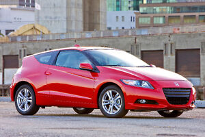 2011 Honda CR-Z EX Coupe
