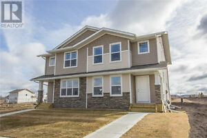 Brand New Two-Storey Duplex In Timber Ridge! NO CONDO FEES!