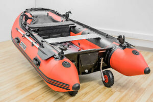 Stryker Ranger LX 360 - Premium Thermoweld Inflatable Boat