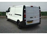 2018 Vauxhall Vivaro 2900 1.6CDTI 120PS L2 H1 Van Manual Van Diesel Manual