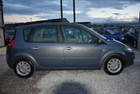 Renault Scenic 1.9 dci Dynamique 2007MY 5 DOOR+GREY+STUNNING