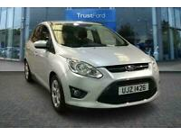 2012 Ford C-MAX 1.6 Zetec 5dr-Sports Style Front Seats, Bluetooth, Heated Windsc
