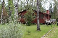 CABIN FOR SALE IN GRINDSTONE