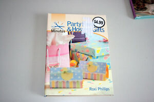 Party Favors & Hostess Gifts (craft book)