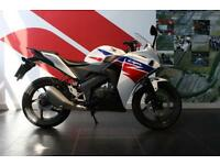 2014 64 HONDA CBR 125 R -D HRC COLOURS