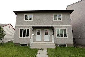 3 Bedroom with full basement in Crescentwood