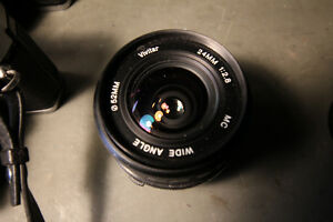 Olympus OM-1 - 2 lenses, extra body - 35mm Film Camera Windsor Region Ontario image 3