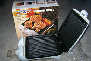 Health Zone Indoor Grill