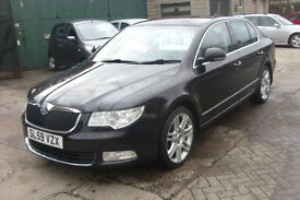 Skoda Superb 2.0 TDI PD 140 Elegance 2009