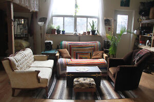 Studio Loft Parkdale Apartment - Apr. 12th-July (maybe Aug)