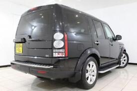 2014 64 LAND ROVER DISCOVERY 3.0 SDV6 SE TECH 5DR AUTOMATIC 255 BHP DIESEL