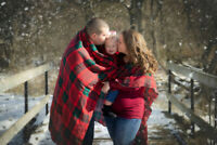 Winter/Christmas mini sessions