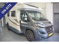 Motorhome Hire Luxury 2 Berth for 1 week T-Line 590 26/08/18 to 02/08/18
