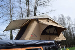 Cap-it Roof Top or Truck Rack Mounted Tent by ARB of Australia Revelstoke British Columbia image 2