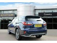 2018 Lexus RX ESTATE 450h L 3.5 Premier 5dr CVT (Sunroof) Auto SUV Petrol/Electr
