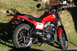 1983 HONDA ASCOT VT500C | SHAFT DRIVE | 6 SPEED