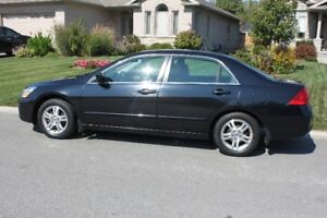 2006 Honda Accord EX L Sedan