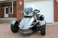 FAITE OFFRE can-am spyder ST-S 2013 SE5 semi-automatique