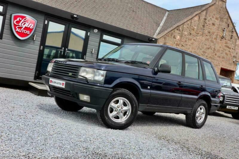 2019 Land Rover Range Rover SE 4.0 V8 Auto ( 182 bhp ) Petrol Automatic