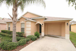 5 bedroom with 2 marster suites within 10 mins to Disney world