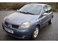 Renault Clio Extreme 1.2 16v (blue) 2005