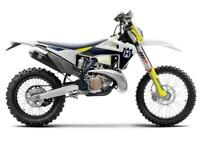 HUSQVARNA TE 250i 2021 MODEL ENDURO BIKE NOW AVAILABLE TO ORDER AT CRAIGS MC