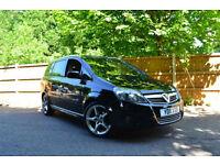 2011 Vauxhall Zafira 1.8i 16v SRi £160 A Month £0 Deposit